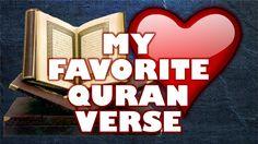 My Favorite Quran Verse (David Wood)