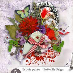 Espoir Passé by butterflyDsign http://digital-crea.fr/shop/index.php?main_page=index&manufacturers_id=181