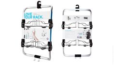 $69.99 quirky - Shower Station Modular Shower Caddy