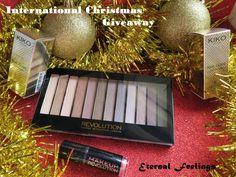 Eternal Feelings: International Christmas Giveaway