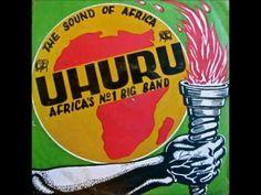 The Uhuru Dance Band - The Sound Of Africa