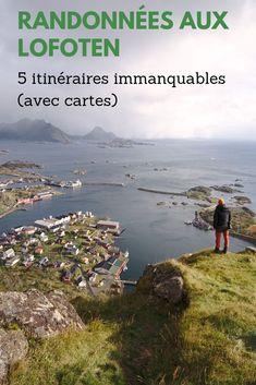 Rando aux Lofoten   Guide pratique et 5 beaux Itinéraires ( avec Cartes ) fc09bcac2f8d