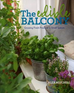 "In ""The Edible Balcony,"" longtime urban gardener Alex Mitchell shows how to transform whatever space you have—from a balcony or rooftop to a fire escape or window box—into a profusion of fresh, seasonal produce. Check out this excerpt from ""The Edible Balcony"" about common garden pests and plant diseases."