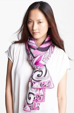 Herms carte nouer herms carte nouer how to tie your scarf emilio pucci new singapore silk scarf available at nordstrom tie ccuart Images