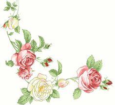 Motivos , ideias e cia: Rosas