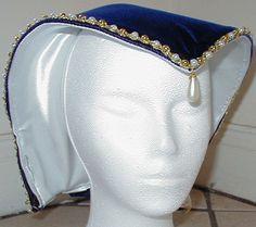 The Attifet Elizabethan Renaissance hat