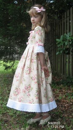 1000+ Images About Girls Prairie Dresses On Pinterest | Flower Girl Dresses Victorian Dresses ...