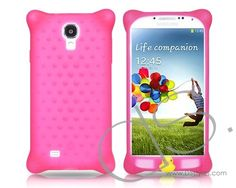 Bubble Series Samsung Galaxy S4 Silicone Case i9500 - Magenta  http://www.dsstyles.com/samsung-galaxy-s4-cases/bubble-series-samsung-galaxy-s4-silicone-case-i9500-magenta.html galaxi s4, samsung galaxy s4, blue, silicon case, seri samsung, samsung galaxi, bubbl seri, bubbles, case i9500