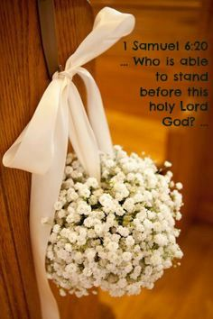 Who is able to stand before this Holy LORD God?