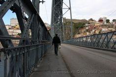 Caminho sobre o Douro
