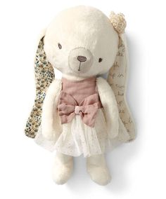 #mamasandpapas #dreamnursery Millie & Boris - Soft Toy Millie - Millie & Boris Girls - New - Mamas & Papas