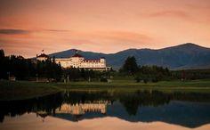Mount Washington Hotel, New Hampshire