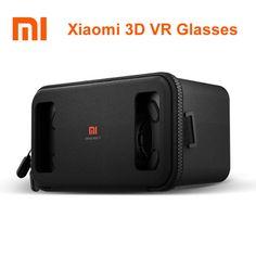 >> Click to Buy << Original Xiaomi VR Glasses Mi Box Virtual Reality 3D Glasses Immersive Cardboard for 4.7- 5.7 inches Smartphones #Affiliate