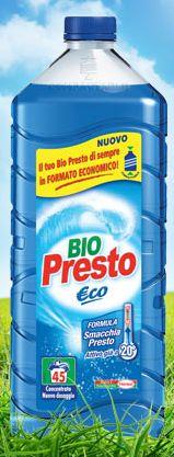 Consigli green e detersivi bio per rispettare l'ambiente!  Oggi vi consigliamo Bio Presto Eco #howto