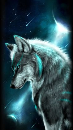 Galaxy Wolf Wallpapers Free By Zedge White Wolf Wallpaper 75154 Wolf Live Wal. Wallpaper Lobos, Wolf Wallpaper, Mobile Wallpaper, Animal Wallpaper, Pink Wallpaper, Colorful Wallpaper, Disney Wallpaper, Flower Wallpaper, Cool Wallpapers Wolf