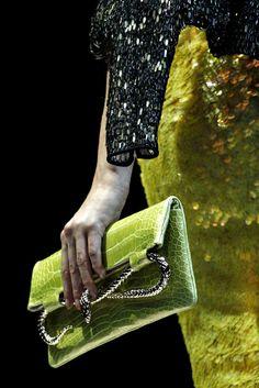 Armani Privé Spring 2012 Couture Fashion Show Details