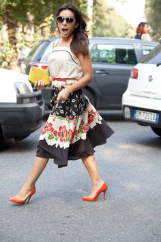 Album 106 : The princess inside you at Milan Fashion week.   STYLE AND THE CITY - Paris Street style and Fashion week
