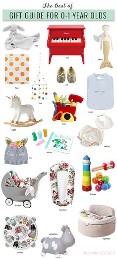 The best modern gifts of 2019 for babies ages Holiday Gift Guide, Holiday Fun, Holiday Gifts, 1 Year Baby Gifts, 1 Year Old Christmas Gifts, Baby Planning, Baby Development, Playrooms, Baby Birthday
