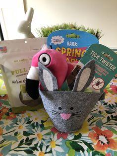 Easter basket for moose
