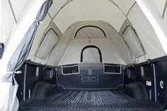 Truck Camping Tents | ... truck and gives you security. The price of Kodiak Canvas Truck Tent is