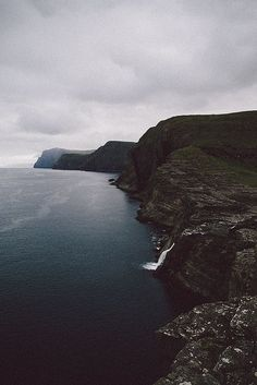 Faroe Islands - Now this is an adventure! http://www.visitfaroeislands.com/ North of Scotland - east of Iceland