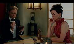 """Down with love 2003- Renée Zellweger as Barbara Novak (Nancy Brown) Ewan McGregor as Catcher Block (Zip Martin) Sarah Paulson as Vikki Hiller David Hyde Pierce as Peter """"Mac"""" MacMannus"""