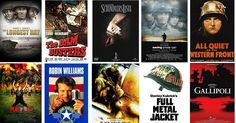 24 Of The Best War Movies of All Time – With Trailers!