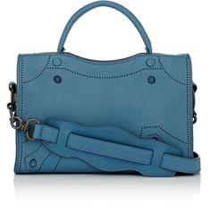 86d7e86338 Balenciaga blackout Bag. Small Leather BagBalenciagaCityCities