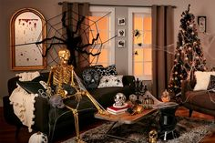The Ultimate Halloween Checklist by At Home will help make this the best Halloween ever!