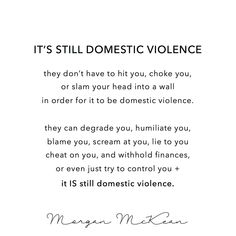 Just in case you find yourself hurt in these ways & aren't sure it's really that bad or that you have room to complain, let alone leave. Narcissistic Behavior, Narcissistic Abuse Recovery, Narcissistic Personality Disorder, Narcissistic People, Narcissistic Sociopath, Survivor Quotes, Abuse Survivor, Trauma, Domestic Violence Quotes