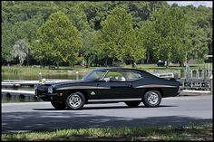 1971 Pontiac GTO Judge  455 HO, Automatic