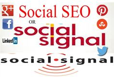 I will create Social SEO 235 Responsive Signals  It is most important to get serp in Go0gle PANDA, PENGUINE, Humungbirds updates. If you want to increase your website Serp, must be needed S0cial Signal. It hepls to get quick Rank. GO0gle likes these very much.