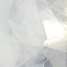 Fuseworks 2-Ounce Confetti 90 COE Fusible Glass, White Fused Glass Supplies, Confetti, Table Lamp, Home Decor, Table Lamps, Decoration Home, Room Decor, Home Interior Design, Lamp Table