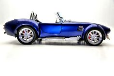 1965 Backdraft Racing Shelby Cobra RT3 - American Dream Machines | Classic and Muscle Cars