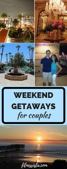 Romantic weekend getaway ideas