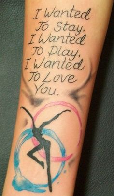 Might have to get this tatted on me.. Dave Matthews Lyrics!