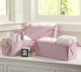 Organize your nursery with Pottery Barn Kids' baby organizers. Shop nursery storage and organization for finding the right spot for all your things. Kids Storage Bins, Baby Room Storage, Nursery Storage, Changing Table Storage, Reborn Nursery, Girl Nursery, Yellow Nursery, Baby Boy Rooms, Nursery Inspiration
