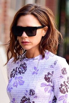 british girl hair victoria beckham lob