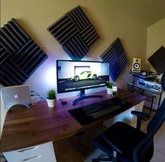 #GetYourGeekSupplies  recording room