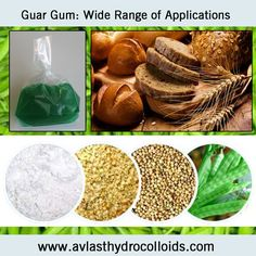 To Know the guar gum applications, history and interesting facts including how to use guar gum in recipes at http://www.avlasthydrocolloids.com/interesting-important-facts-guar-gum/.