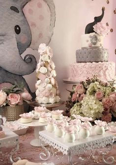 Baby E Baby SHower | CatchMyParty.com