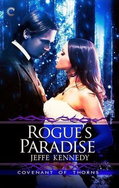 """Pregnant, possessed, and in love with a man I don't dare to trust—those are the consequences of the risks I took to save my life.""  Tour!! A Review of Rogue's Paradise by Jeffe Kennedy + Guest Post"