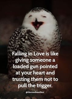 Falling in love is more like giving the right to the person who can hurt you anytime and bring smile to your face anytime. Love Quotes Poetry, Hurt Quotes, Sarcastic Quotes, Funny Quotes, Life Quotes, Daily Quotes, Valentines Quotes Funny, Short Meaningful Quotes, Self Respect Quotes