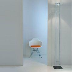 Licht im Raum Master LED Edelstahl handpoliert