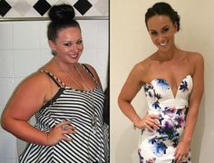 Meet The Woman Who Lost 100 Pounds In 9 Months (Without Surgery)