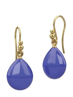 JUSIA 22 CARAT GOLD EARRINGS - Pieces