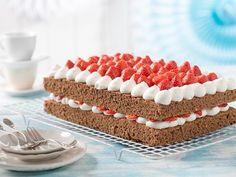 Rezept Erdbeer-Schichttorte