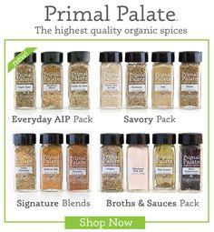 Primal Palate   Paleo Recipes