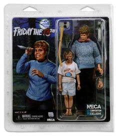 Mrs. Voorhees and Jason action figure