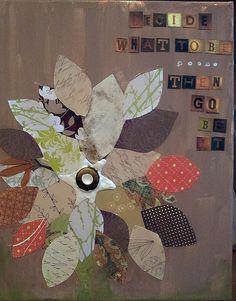 Dia Linn Artworks-mixed media on canvas
